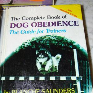 Lot of Dog Training~Teach Your Dog Tricks~56bx